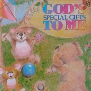 Gods Special Gifts to Me Personalized storybooks