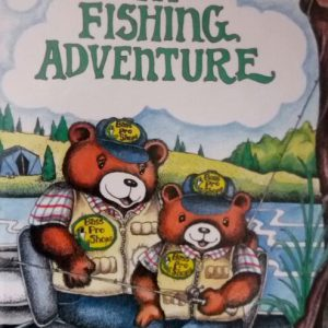 My Fishing Adventure-Personalized Storybook