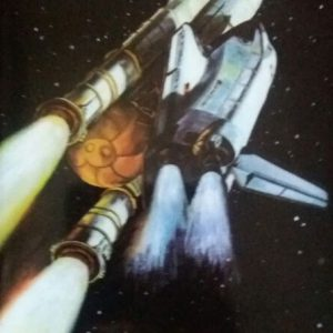My Space Adventure Personalized Storybook